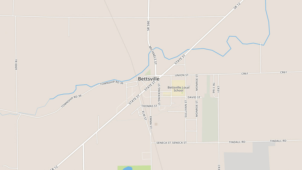 bettsville, ohio homes for sale