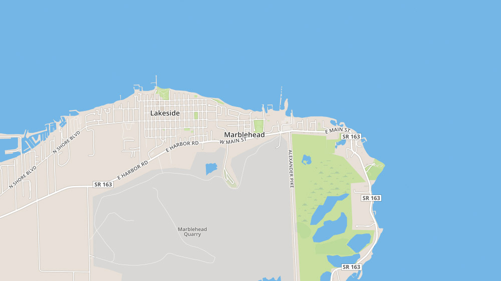 homes for sale in marblehead, ohio