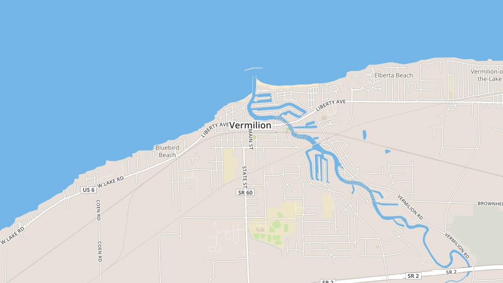 homes for sale in vermilion ohio
