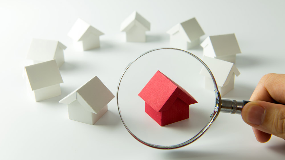 how to find the right house