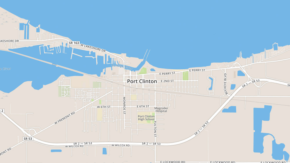 port clinton real estate